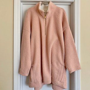 Old Navy Size 4X Pink Fleece